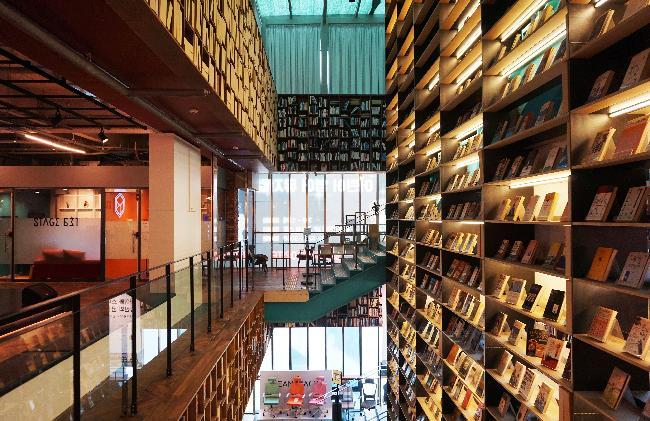 북파크, 그리고 A BOOK + OFF KAWARA