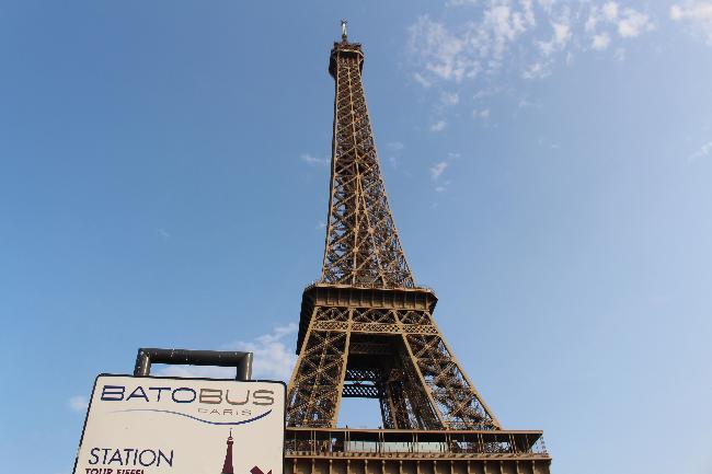 파리의 낭만은 늘 에펠탑과 함께