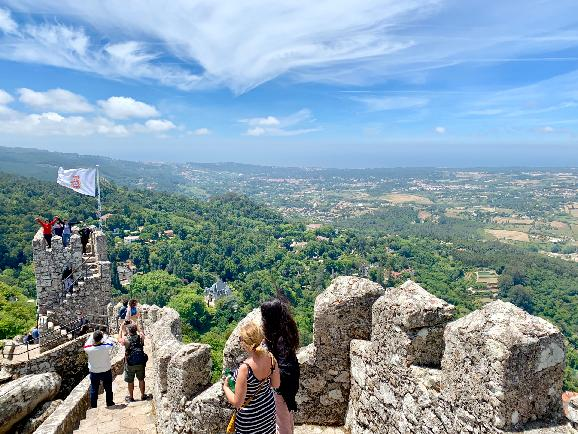 세상에서 가장 아름다운 마을 포르투갈 신트라