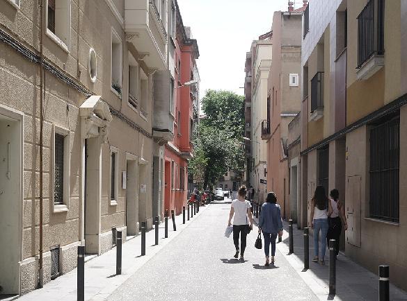 바르셀로나 골목 산책 - 그라시아 거리