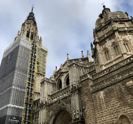 신을 향한 염원이 깃든 스페인의 자부심. 톨레도 대성당
