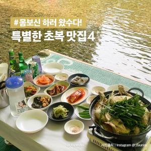 #몸보신 하러 왔수다! 특별한 초복 맛집 4 (사진 출처|인스타그램 @_dauniss)