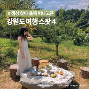#갬성 찾아 훌쩍 떠나고픈  강원도 여행 스팟 4  (사진 출처|인스타그램 @im.viny)