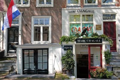[14] 암스테르담 샤갈 갤러리(Arthouse Marc Chagall, Amsterdam)  네덜란드 암스테르담에도 샤갈 갤러리가 위치하고 있습니다.  암스테르담 현대미술관 인근에 위치한 샤갈 갤러리인데요.  소규모의 석판화와 목판화 작품들이 소장되어 있습니다.  홈페이지를 통해 미리 예약 후 방문 가능합니다.