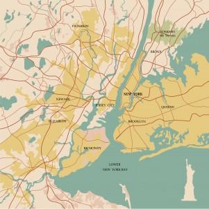 뉴욕의 현수교 이야기