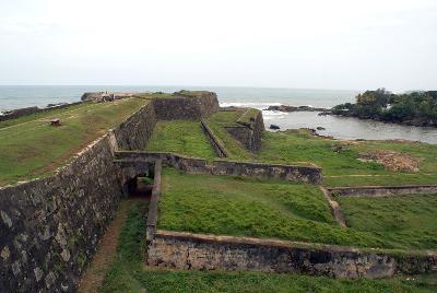 갈 옛 시가지와 요새