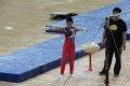 제 94회 전국체전 남자 고등부 철봉경기 결승 임명우 선수