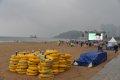 2014 브라질 월드컵 한국 대 러시아 (부산해운대해수욕장 응원-전반전)