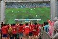 2014 브라질 월드컵 한국 대 러시아 (부산해운대해수욕장 응원-후반전)