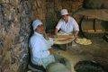 아르메니아의 전통빵(라바쉬) 만들기