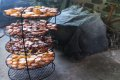 아르메니아의 화로구이 바베큐