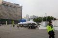 천주교 순교자 124위 시복식 미사 행사장 풍경