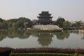 쑤저우 여경루앞 연못