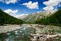 사얀산맥 수막 강
