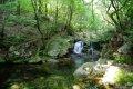 중원계곡 트래킹 - 치마폭포