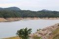 임하댐 2014 여름가뭄