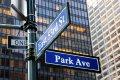 맨하탄 파크 도로