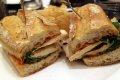 세인트 레지스 호텔에서 클럽 샌드위치