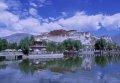 포탈라궁과 전통티베트건축물 02