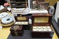 2014년 세계 차(茶) 박람회'에 출품한 떡차