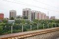 베이징 철도역 산지아디안 구간