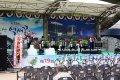 민둥산 억새꽃 축제 공연