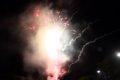 민둥산 억새꽃 축제 불꽃놀이