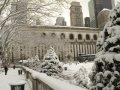 겨울 브라이언트 공원