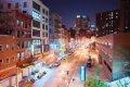 맨해튼 차이나타운 야경