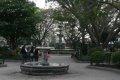 안티과 과테말라의 중앙광장