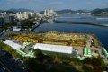 제14회 마산가고파 국화축제 행사장