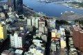 492 한라이다판뎬 호텔 꼭대기에서 바라본 전경