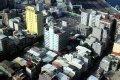 501 한라이다판뎬 호텔 꼭대기에서 바라본 전경