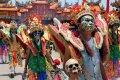 타이난시 2013 유령 축제