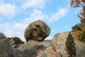 양주 불곡산 - 공기돌바위