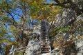 포천 운악산 - 정상 가는 길