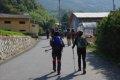홍성 오서산 - 정암사 방면 등산로 초입