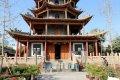 장예 목탑