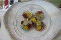 제21회 남도음식문화 큰 잔치의 음식 전시