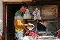 우스당보위에 고가 빵굽기