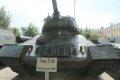 구 소련 T-34 탱크