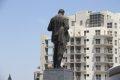 국가 기념비 노리만 노리마노프 동상
