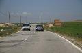 발라돌리드로 향하는 도로