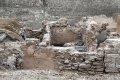 바레인 항구(유네스코 세계문화유산) 바깥의 고고학 현장 No.8