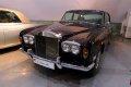 사다바드 자동차 박물관 롤스 로이스 은색 창문