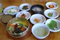 전주비빔밥과 모주