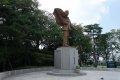 남산공원, 안중근동상