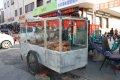 투르판역광장 먹거리