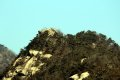 팔각정공원 에서 본 북한산 형제봉