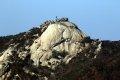 팔각정공원 에서 본 북한산 연봉